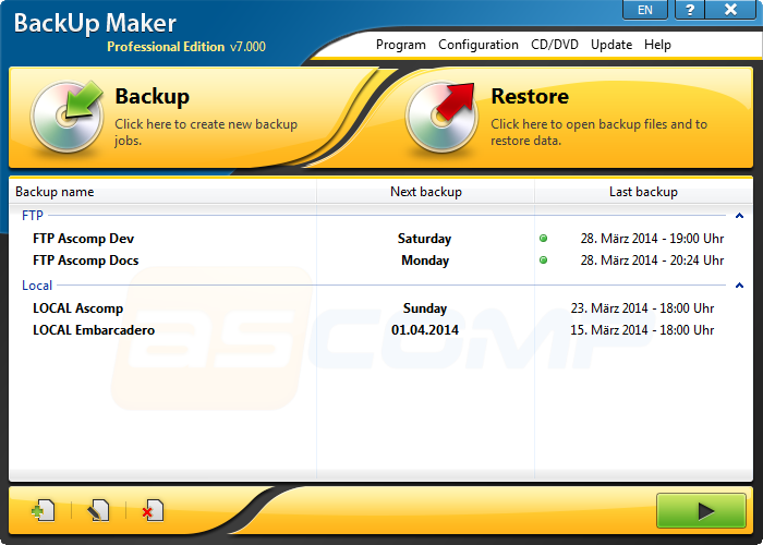 backupmaker Image